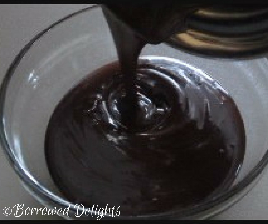 Chocolate Glaze recipe