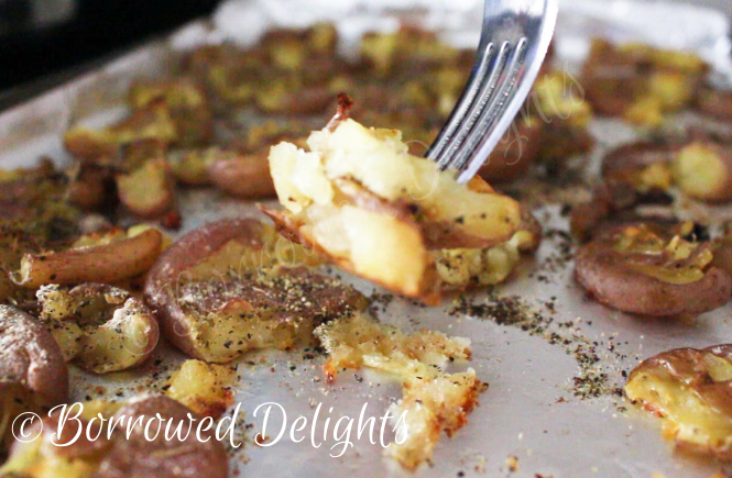 Smashed Potatoes